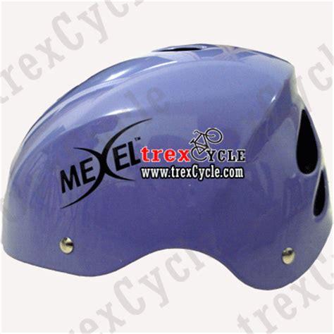 Helm Sepeda Strummer helm mexel nukehead purple harga murah koleksi helm sepeda gunung