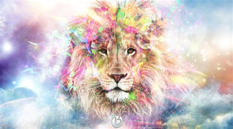 wallpaper abstract lion abstract lion wallpaper hd 07479 baltana