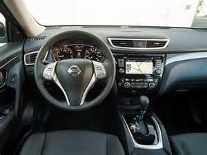 Nissan Rogue 2014 Interior 2014 Nissan Rogue Sl Term Update Kelley Blue Book