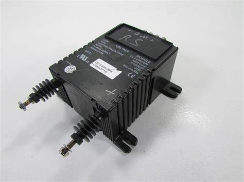 Lem Porting Lem Cv4 6000 Sp8 Voltage Transducer Premier Equipment