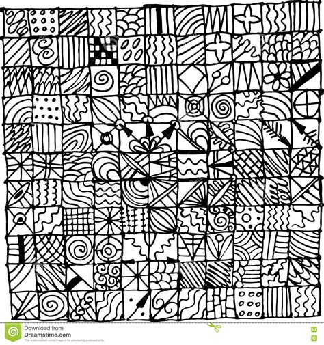 square pattern sketch pattern abstract square pattern page for coloring sketch