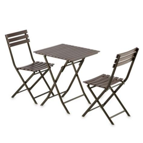 Bed Bath And Beyond Bistro Table Buy Bistro Sets From Bed Bath Beyond