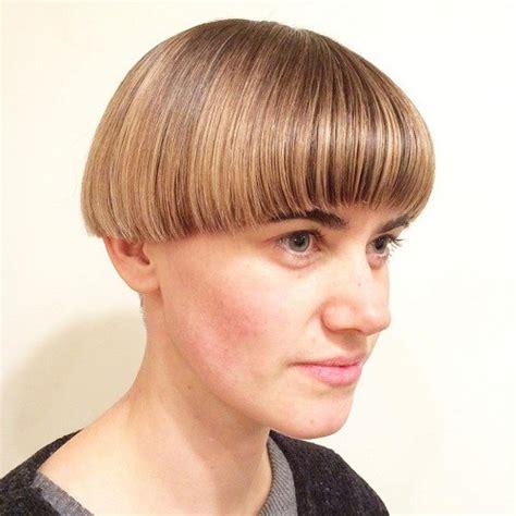 Hairstyles Mushroom Cut   mushroom haircut style hairs picture gallery