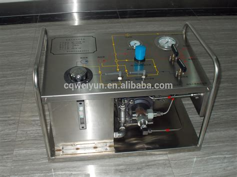hydrostatic test bench cylinder hydrostatic pressure test bench hydraulic pump