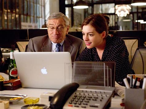 the intern is nancy meyers s new the intern sexist vogue