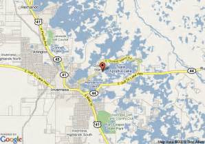 inverness florida us map map of magnolia glen bed and breakfast inverness
