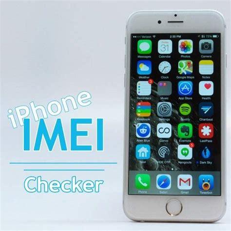 iphone imei check iphone imei checker simlock carrier blacklist sim unlock phone