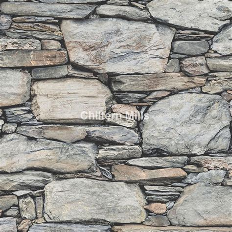 grey earth wallpaper stone wall earth grey wallpaper chiltern mills
