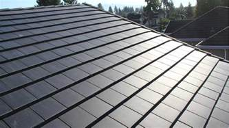 Tesla Solar Roof Tesla Just Unveiled Their Solar Roof And It S A Real