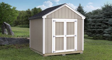 Val U Shed by Ready Sheds Outdoor Storage Sheds Prefab Sheds Sheds Usa