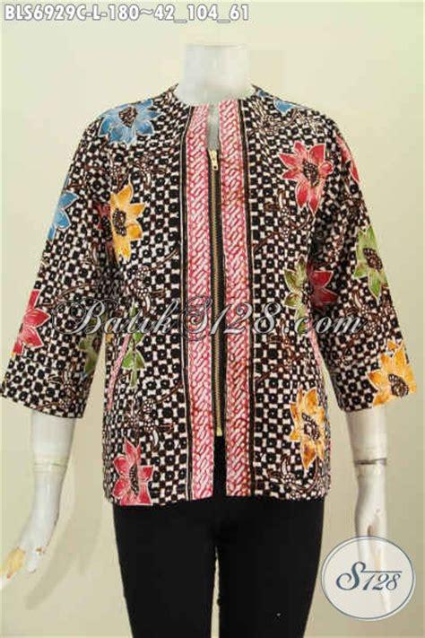 desain baju batik solo foto desain baju batik wanita blus batik cap buatan solo