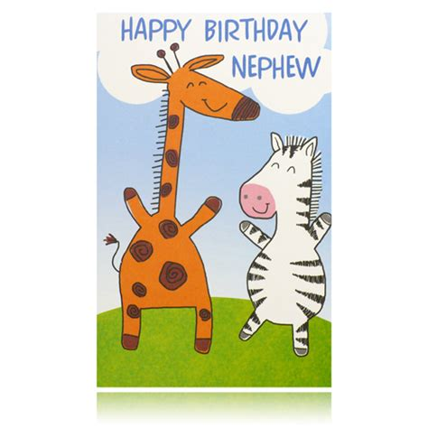 Free Happy Birthday Nephew Cards Happy Birthday Nephew Greeting Card Rewards Store