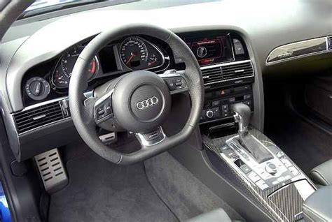 Audi Rs6 Innen by Der Neue Audi Rs 6 Avant Im Test Auto Motor At