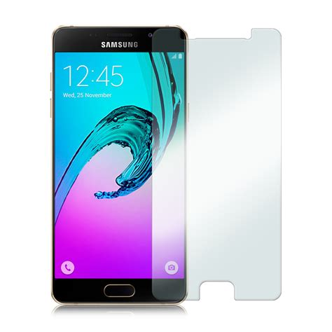 Tempered Glass List Warna For Samsung Galaxy A3 2017 shtl premium tempered glass screen protector for samsung