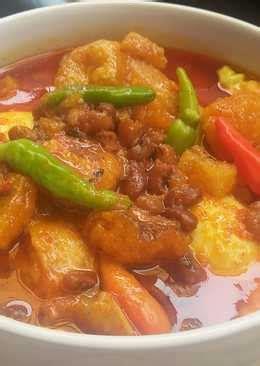 resep membuat capcay tahu resep dan cara membuat masakan sayur tahu krecek