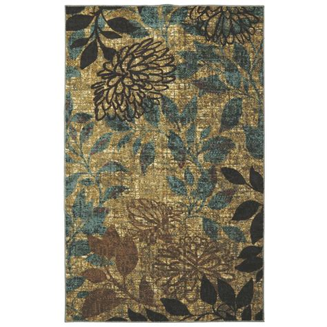 10 x 8 foot rug mystic garden 8 x 10 rug 283795 rugs at sportsman s guide