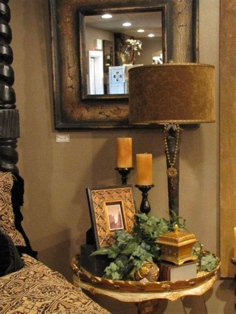 Tuscan Decorating by Vignette Tuscan Style