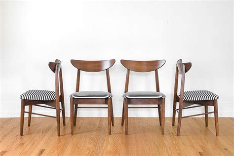 hs collection mcm dining chairs homestead seattle
