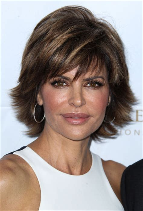 does renna have fine hair lisa rinna photos photos stars at the brent shapiro
