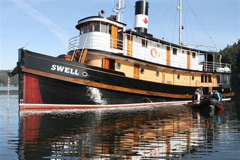 tugboat story the tugboat swell full service shipyard
