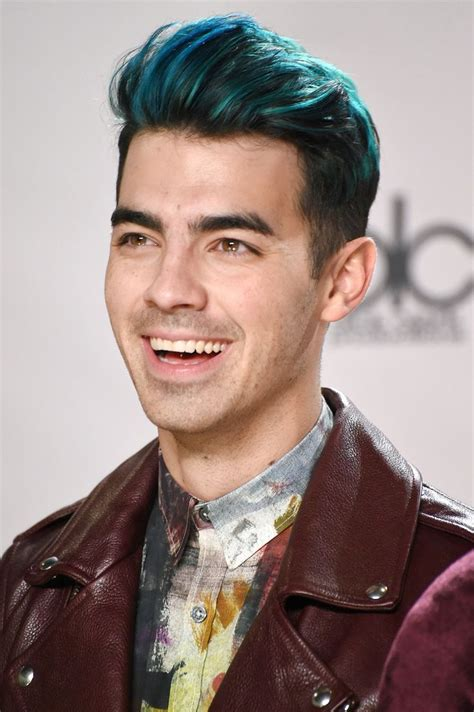 Jonas Silver ombre hair color trends is the silver grannyhair style joe jonas hair coloring and hair style