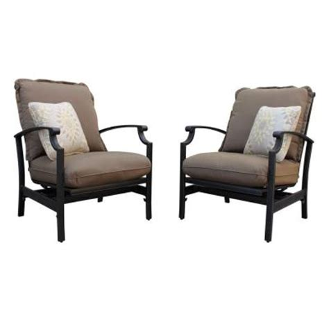 thomasville messina concealed motion patio club chair with