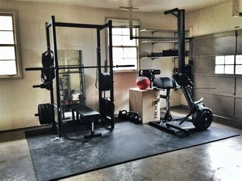 Crossfit Garage Essentials by Yet Another Rogue Equipped Spiffy Garage