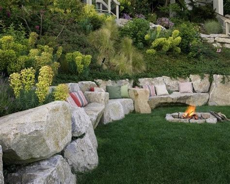 17 best ideas about sloped backyard landscaping on