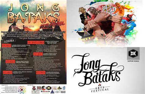 Kaos Sumpah Pemuda jong bataks festival 2014 dan sumpah pemuda