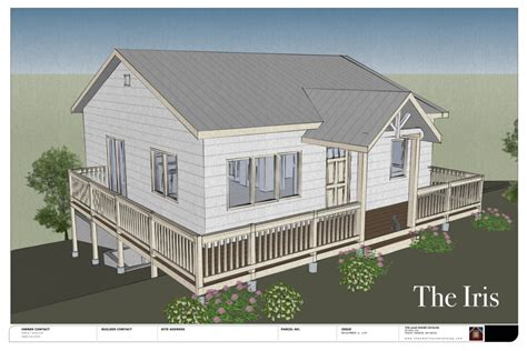 wheelchair accessible house plans no 24 the iris small house catalog