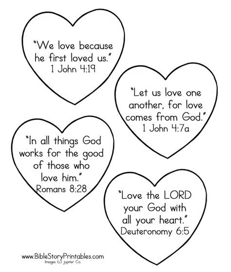 bible coloring pages love eleven best valentine s coloring pages