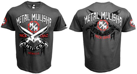 Hitman T Shirt Kaos metal mulisha fight gear collection fighterxfashion