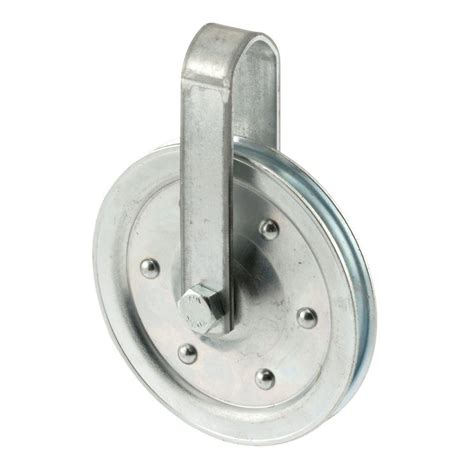 prime line 4 in dia pulley with and bolt gd 52108