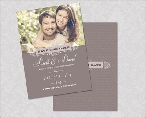 30 Beautiful Save The Date Templates For Wedding Streetsmash Save The Date Free Templates