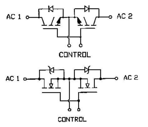 how does a bidirectional diode work international rectifier technical information gate
