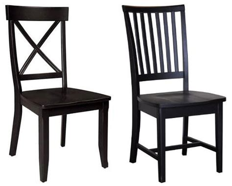 Black Wooden Dining Chairs Black Wood Dining Chairs Winda 7 Furniture