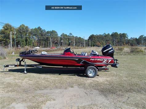 nitro boats z7 nitro bass boats z7