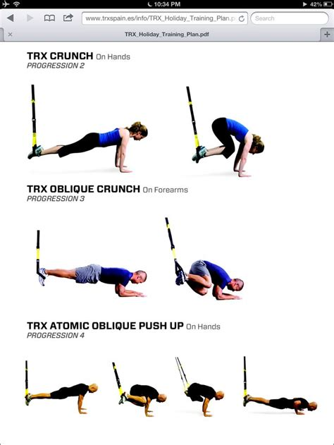 trx abs oblique crunch oblique crunch roll push up holy