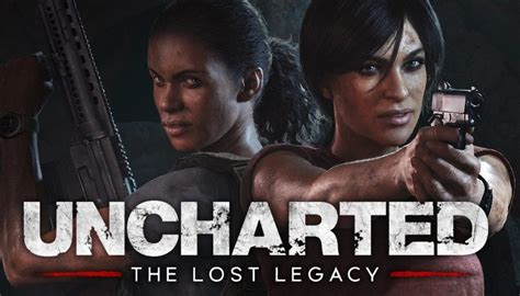 Lost Legacy by Uncharted Lost Legacy Riverboat Revelation Cinematic