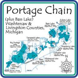 Detox Chaign County Ohio by Portage Lakes Map My