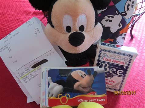 Manage Gift Cards - a better way to manage your disney gift cards tips from the disney divas and devos