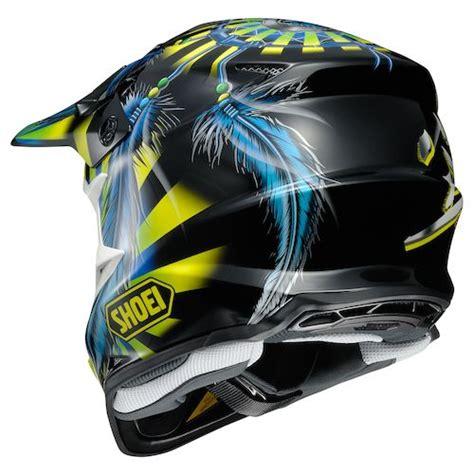 shoei motocross helmets closeout shoei vfx w grant 2 helmet revzilla