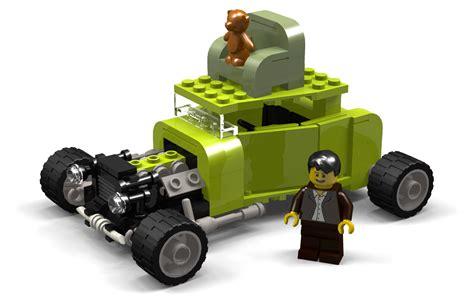 Lego Rod lego hotrod