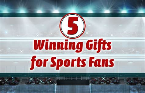 christmas gifts for sports fans 5 winning christmas gifts for sports fans bradford