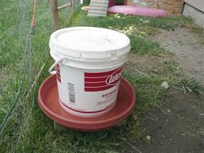 Chicken Coop For Small Backyard - tylermckees homemade chicken feeder backyard chickens