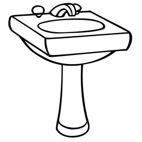 dibujo de un im n para imprimir y colorear con los ni os dibujo de un lavabo para imprimir y colorear dibujos