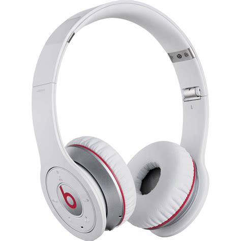 Headset Bluetooth Beats Audio beats by dr dre wireless bluetooth on ear 900 00010 01 b h