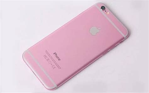 Hp Iphone 6 Pink leaked pictures of pink iphone 6s surface telegraph