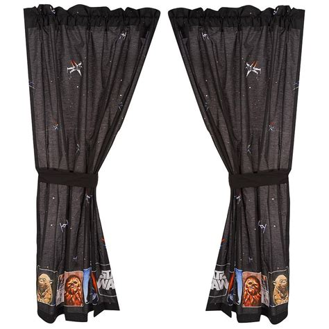 star wars drapes star wars home decor for star wars day donna dagley s blog