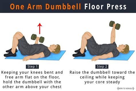 dumbbell bench press on the floor dumbbell floor press benefits how to do pictures